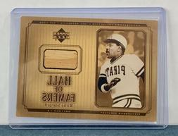 2001 UD Cooperstown Collec. Hall of Famers Willie Stargell G
