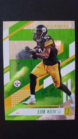 2017 Unparalleled Le'veon Bell Wind Chimes SP Pittsburgh Ste