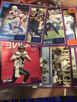 2020 Score Purple Parallel Inserts/Base/RC- COMPLETE YOUR SE