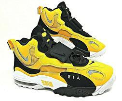 Nike Air Max Speed Turf Pittsburgh Steelers Gold/Black Men's