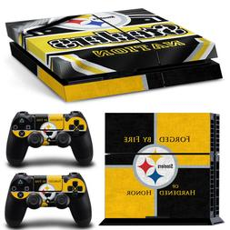 Choose Console - Pittsburgh Steelers - Vinyl Skin + 2 Contro