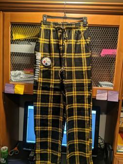 Concepts Sport Sleepwear Pants Pittsburgh Steelers NFL Black