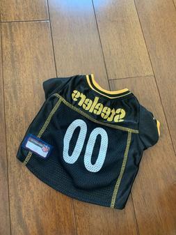 Cute Pet Dog Cat Clothes T Shirt Shirts Apparel Coat NFL PIT
