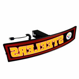 FANMATS Pittsburgh Steelers Light Up Hitch Cover - LED Hitch