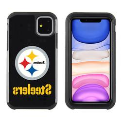 iPhone 11  - Pittsburgh Steelers Game Day Textured Case