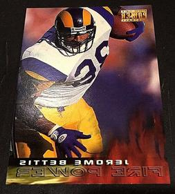 JEROME BETTIS 1994 Pro Set Power PROTOTYPE Promo SP Scarce R