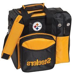 KR Strikeforce NFL Pittsburgh Steelers Single Tote Bowling B