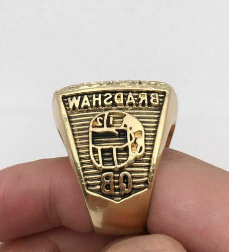 1978 PITTSBURGH STEELERS Super Bowl Championship Ring 18k