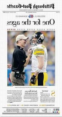 2006 - PITTSBURGH STEELERS - Headline Super Bowl Championshi