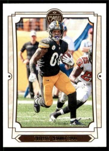 2019 base 85 james conner pittsburgh steelers