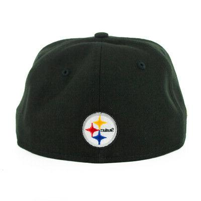 New Era Pittsburgh Fitted Hat Men's