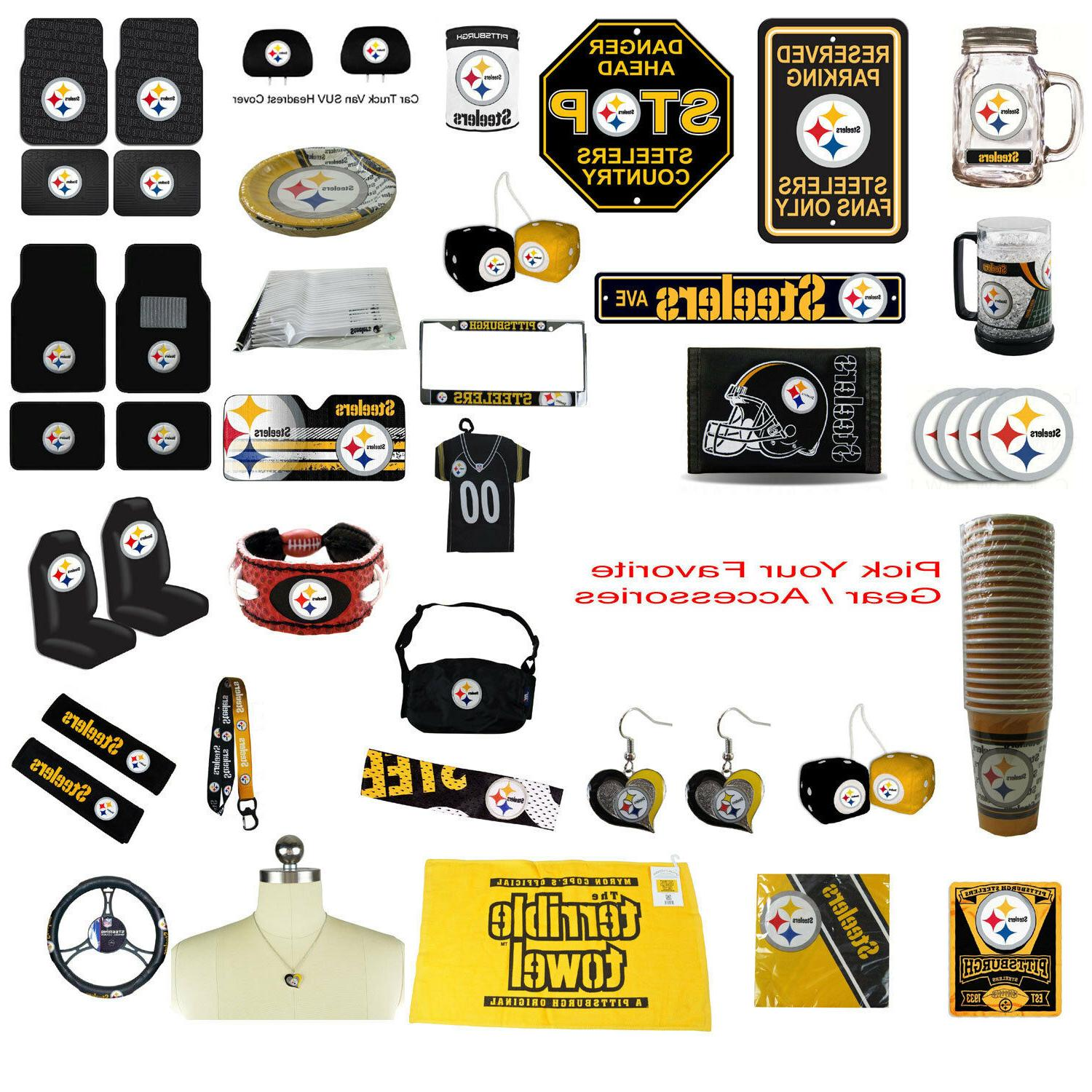 brand new nfl pittsburgh steelers pick your