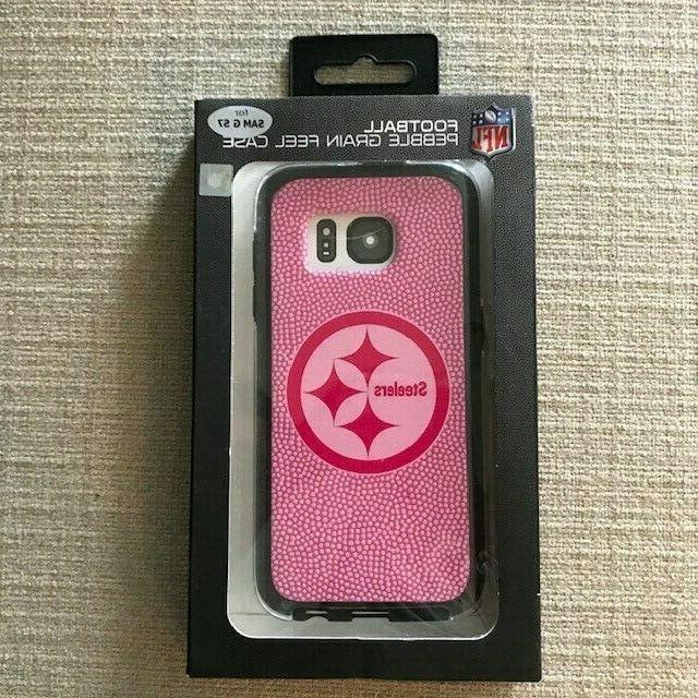 licensed pittsburgh steelers pebble grain phone case