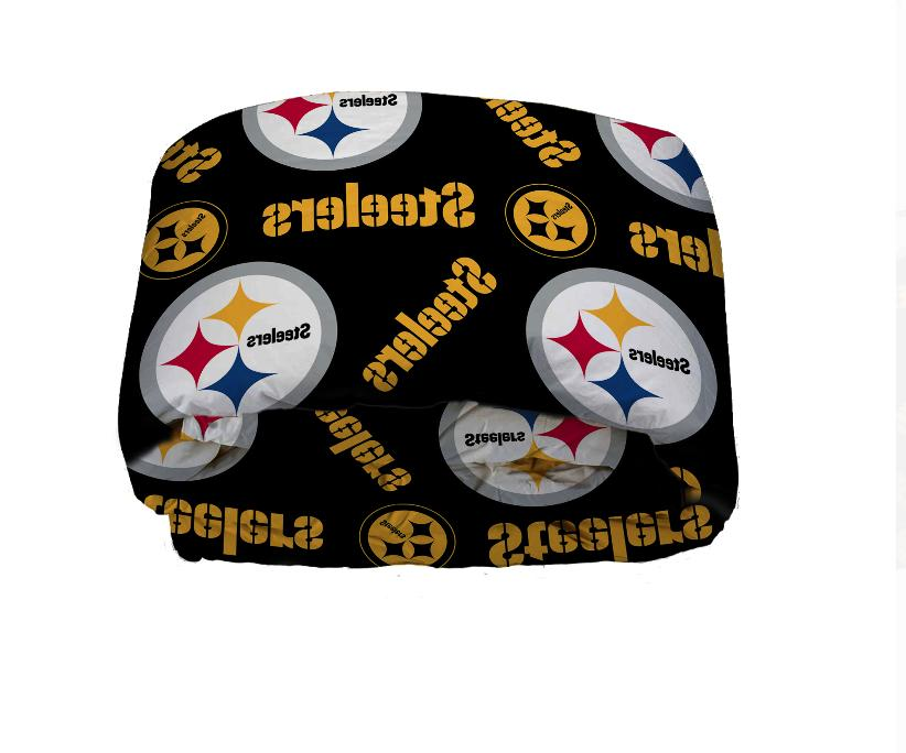 NFL Pittsburgh Steelers In Bag Set Sheets Pillow Queen