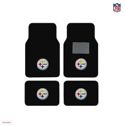 NFL Pittsburgh Steelers Truck Carpet & Set