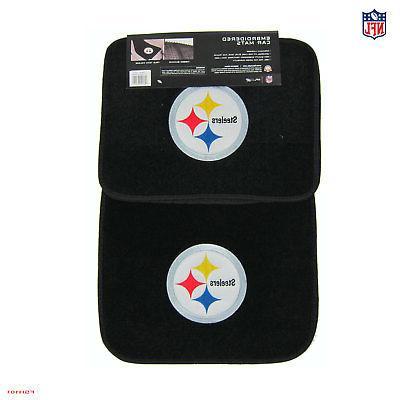 NFL Pittsburgh Truck Carpet & Air Set