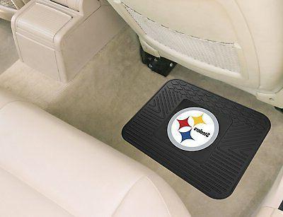 NFL Pittsburgh Steelers Floor Mats & Air Freshener Set