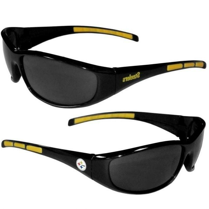 nfl pittsburgh steelers sports sunglass licensed brand