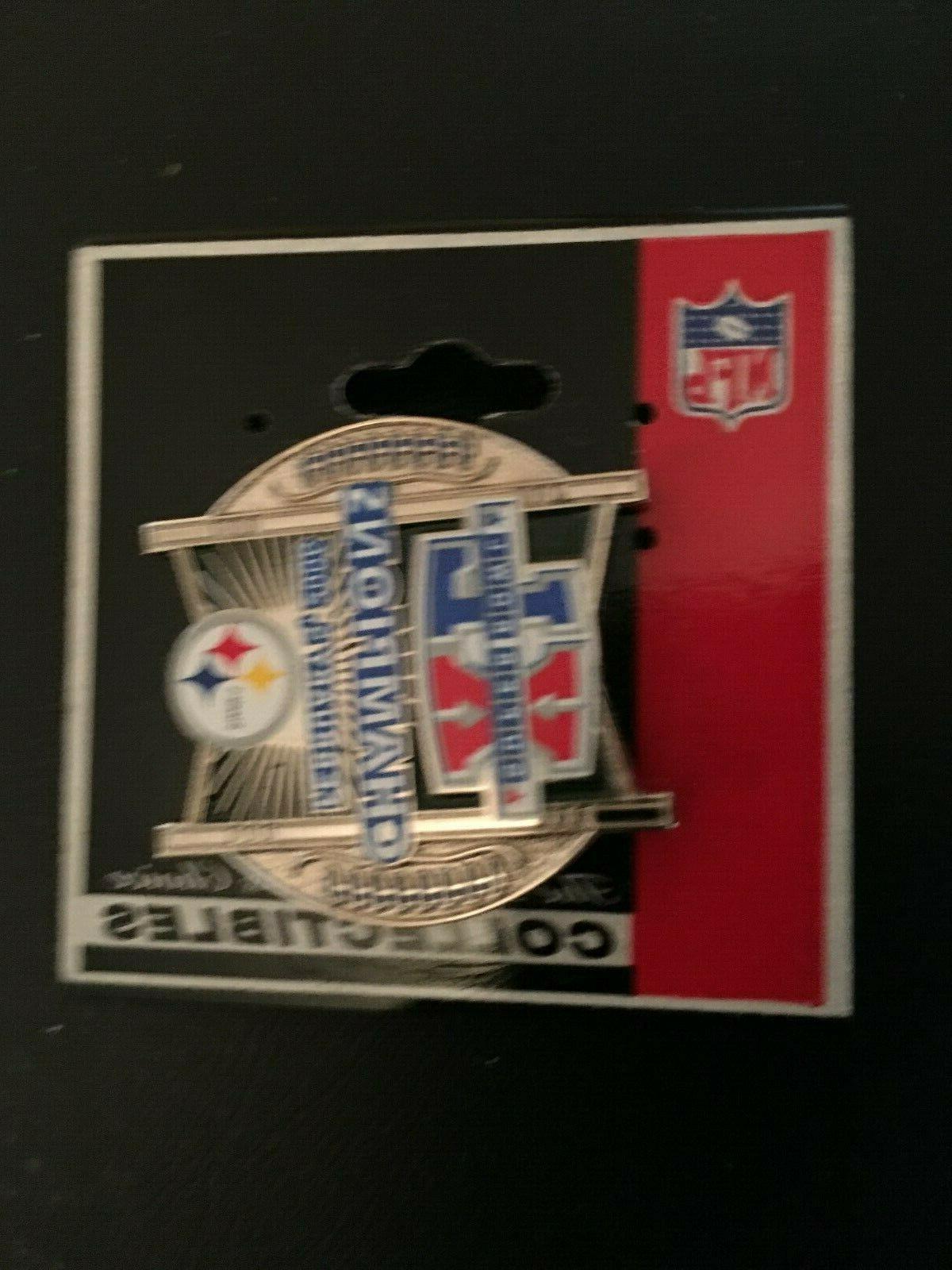 NFL Sports Pitts. Super XL Pin/tack Nice