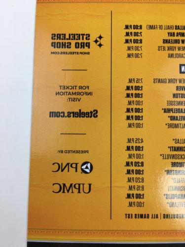 OFFICIAL Schedule Magnet,