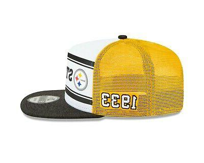 Pittsburgh Steelers Sideline 9FIFTY Hat