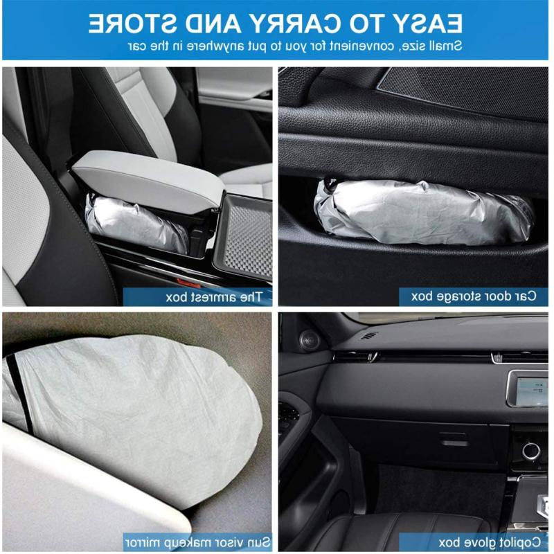 for 210T Windshield Sunshade The