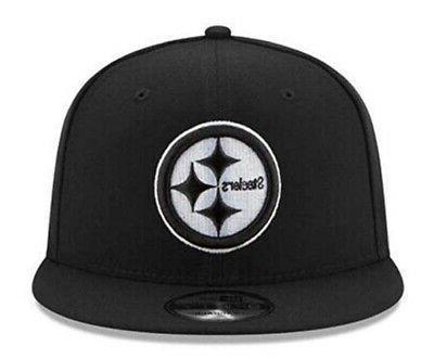 Pittsburgh Steelers Era 9Fifty Black