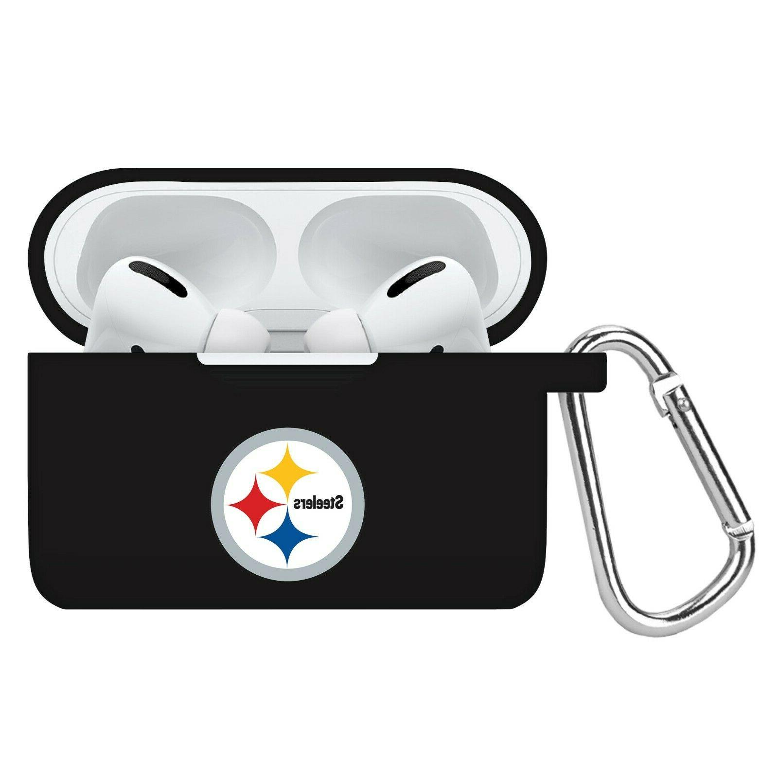 pittsburgh steelers airpods pro case cover
