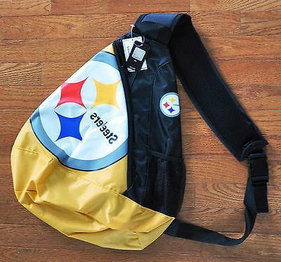 pittsburgh steelers backpack back pack book bag