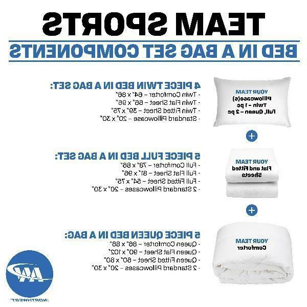 Bag Sheet Comforter Full