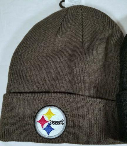 Pittsburgh Steelers Black Gray Unisex Winter