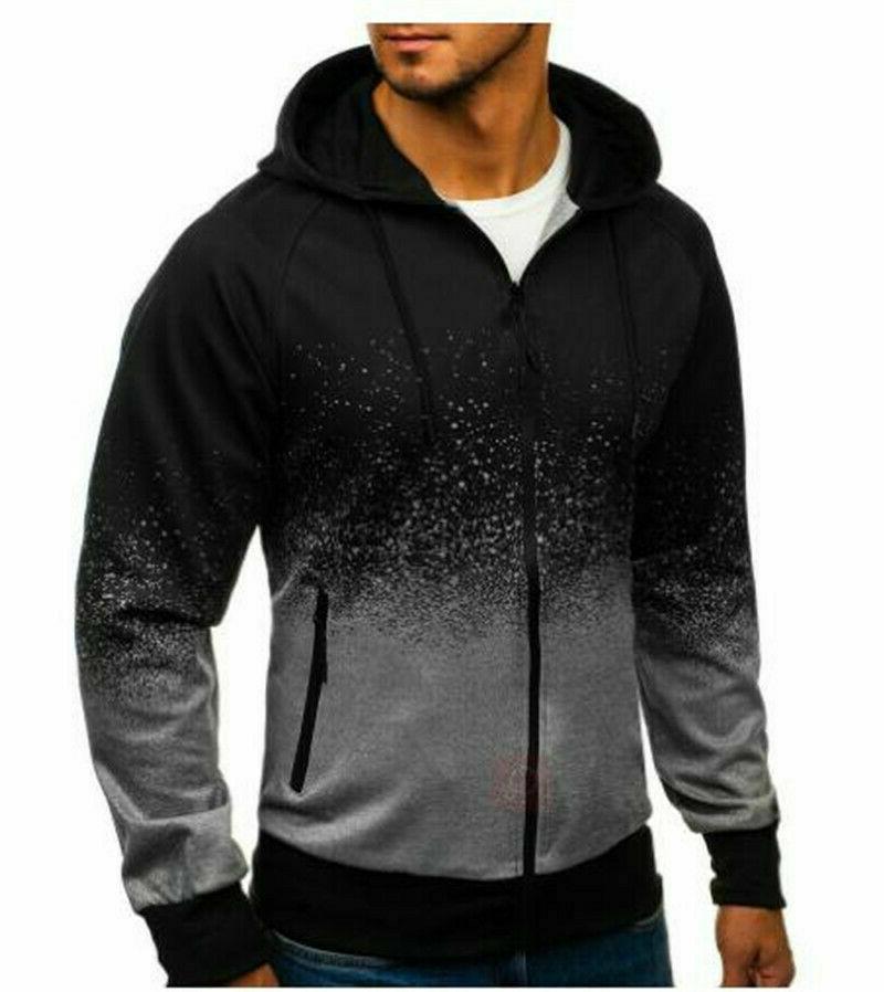 Pittsburgh Jacket Sporty Zipper Coat