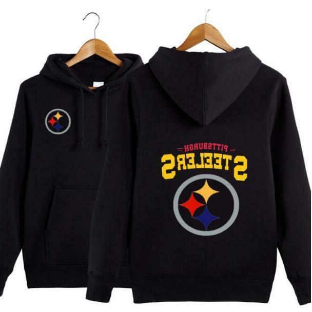 pittsburgh steelers fans hoodie comfortable sporty hoodies