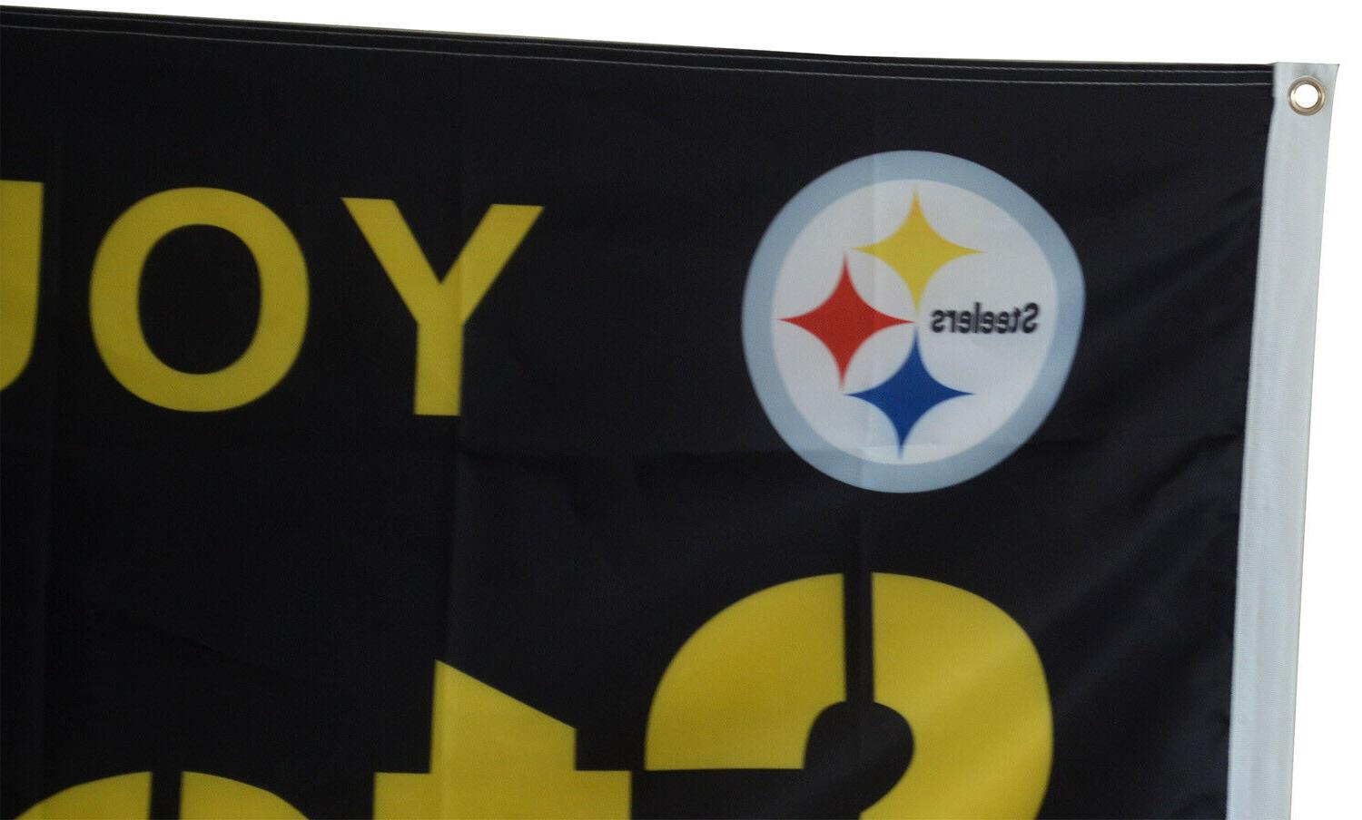 Pittsburgh Flag Steelers Country