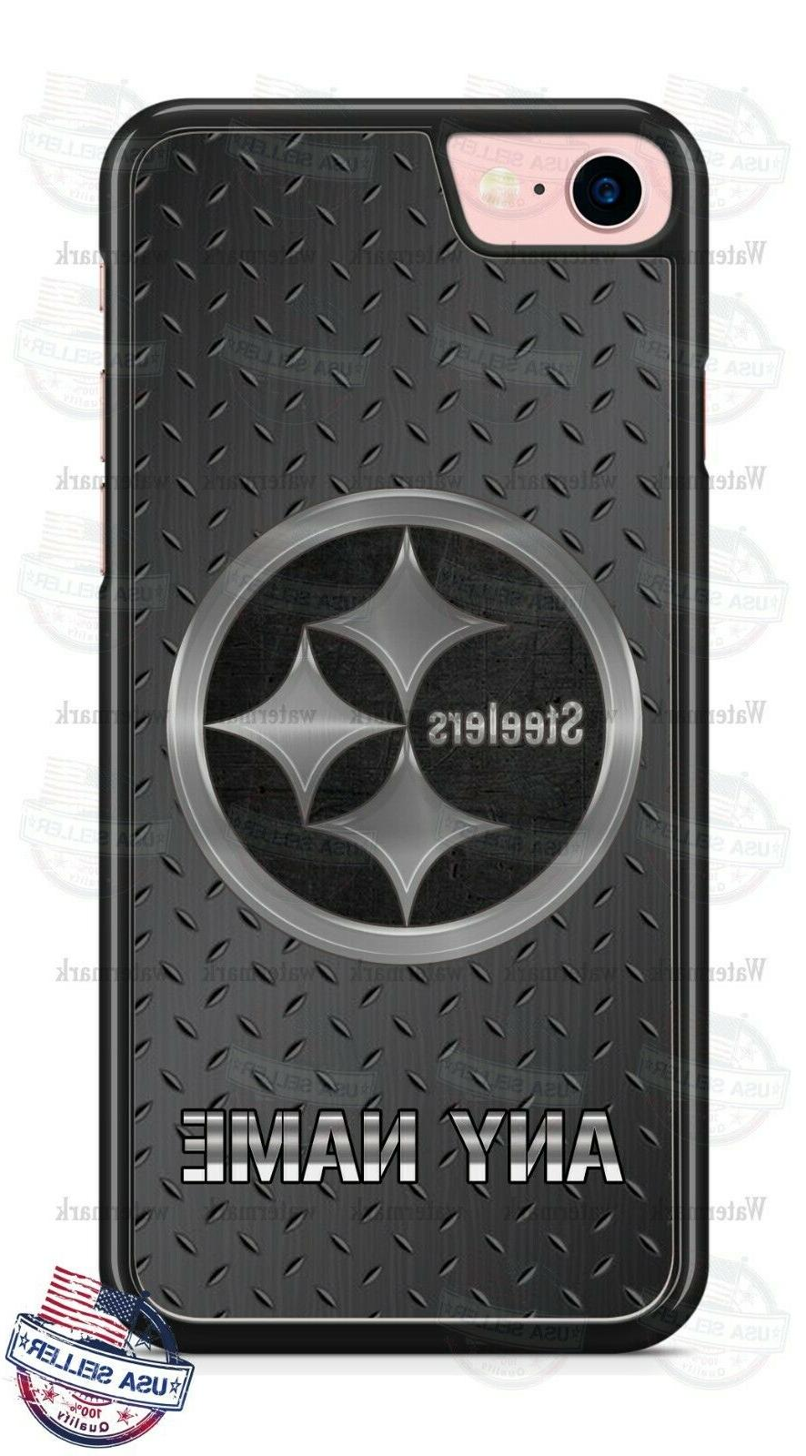pittsburgh steelers logo any name phone case