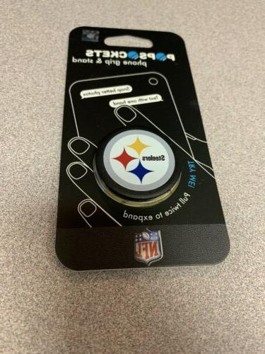 pittsburgh steelers grip stand holder