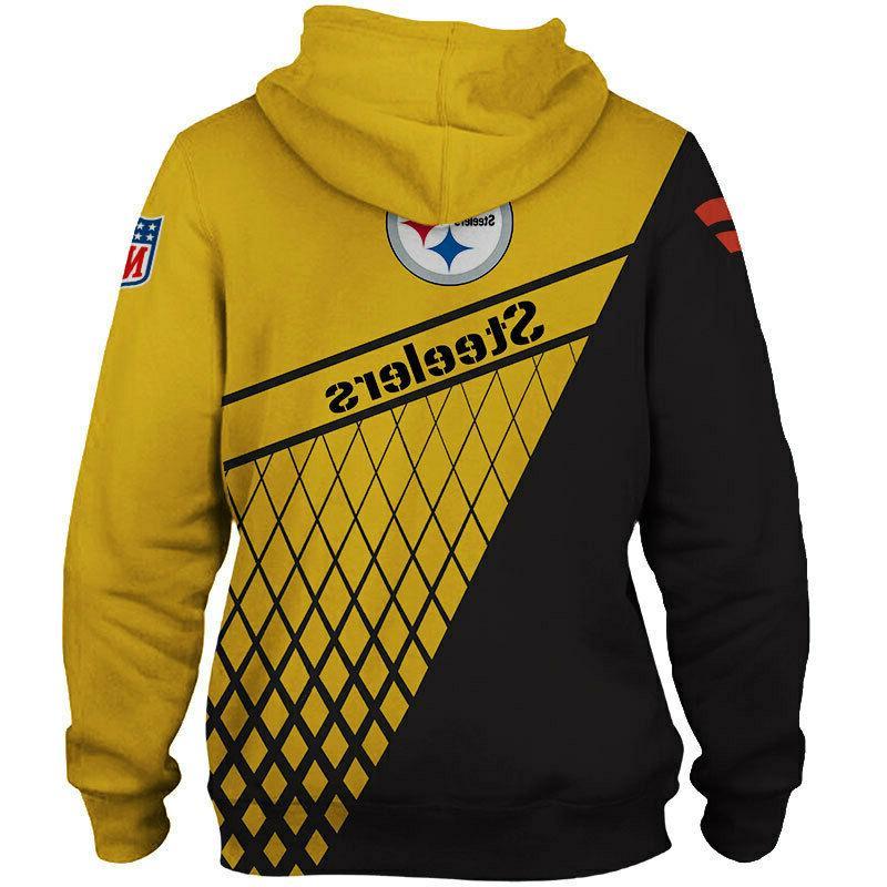 Pittsburgh Hoodie Hooded Jacket Fans Souvenir