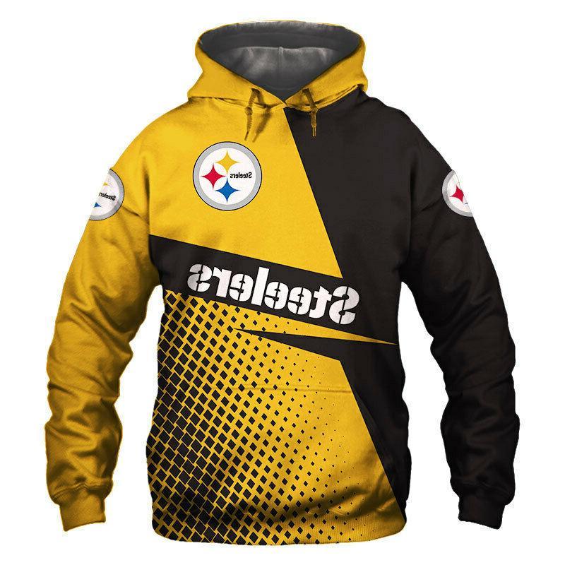 Pittsburgh Hoodie Hooded Sport Fans