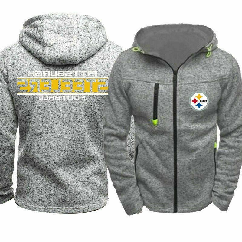 Pittsburgh Jacket Sporty Sweatshirt