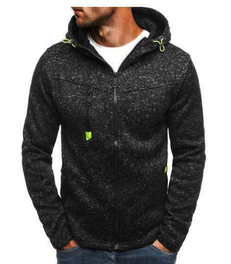 Pittsburgh Hoodie Jacket Sweatshirt Coat Autumn