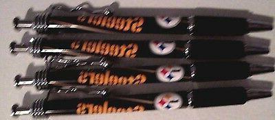 pittsburgh steelers ink pens set of 4