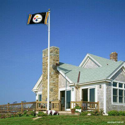 Pittsburgh Steelers Outdoor NFL x Banner