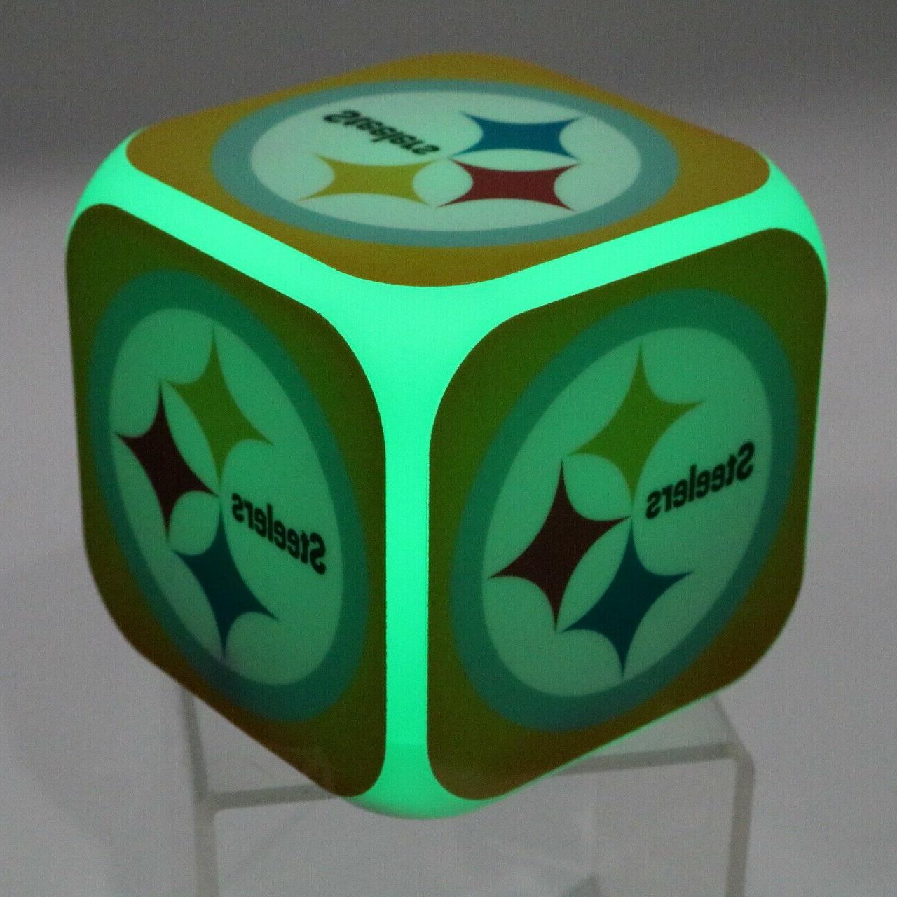 Pittsburgh Steelers Digital Alarm Watch Lamp Decor Roethlisberger Gift