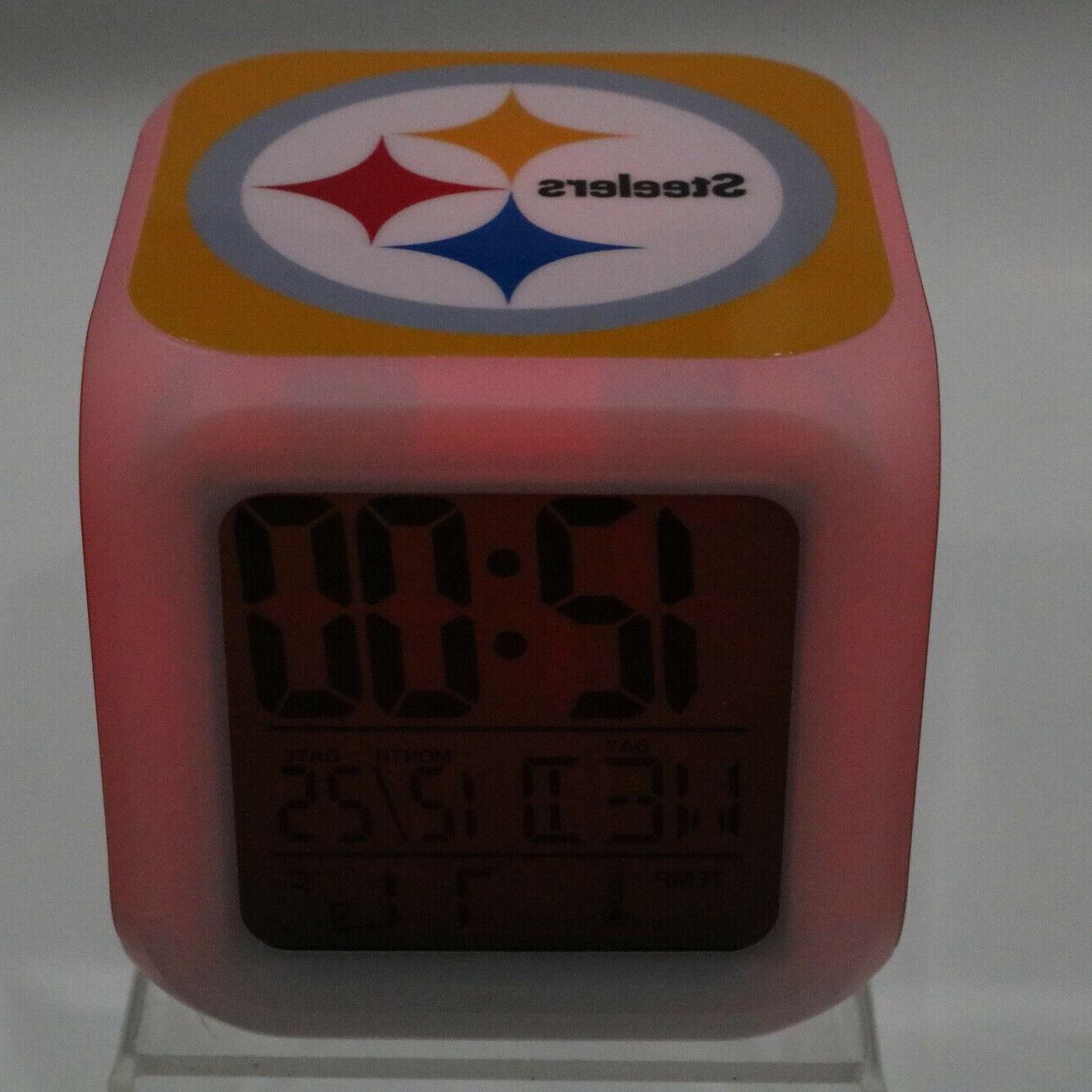Pittsburgh Steelers Alarm Decor Roethlisberger Gift
