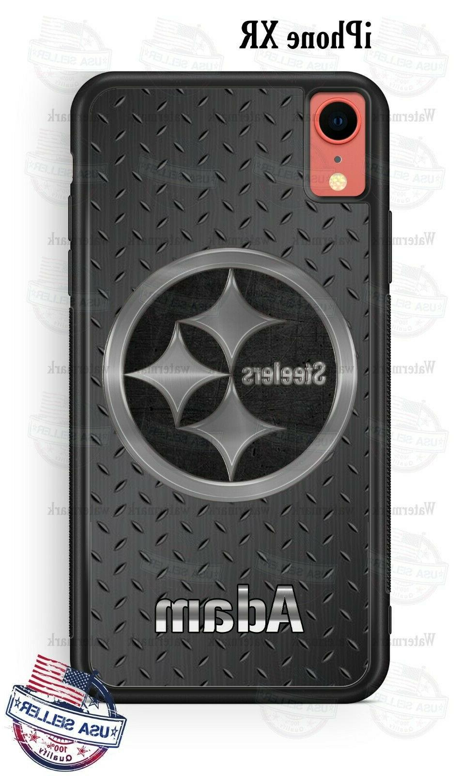 Pittsburgh Logo Any Name Case For Samsung Google