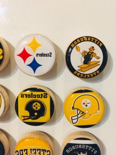 Pittsburgh Steelers Magnets Set - FREE