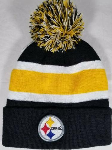 pittsburgh steelers nfl black yellow and white