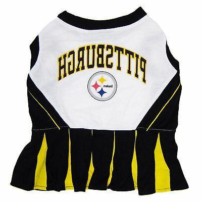pittsburgh steelers nfl cheerleader outfit