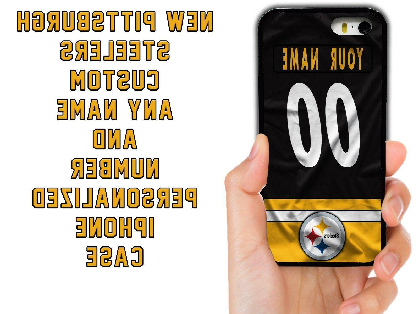 pittsburgh steelers nfl custom phone case cover