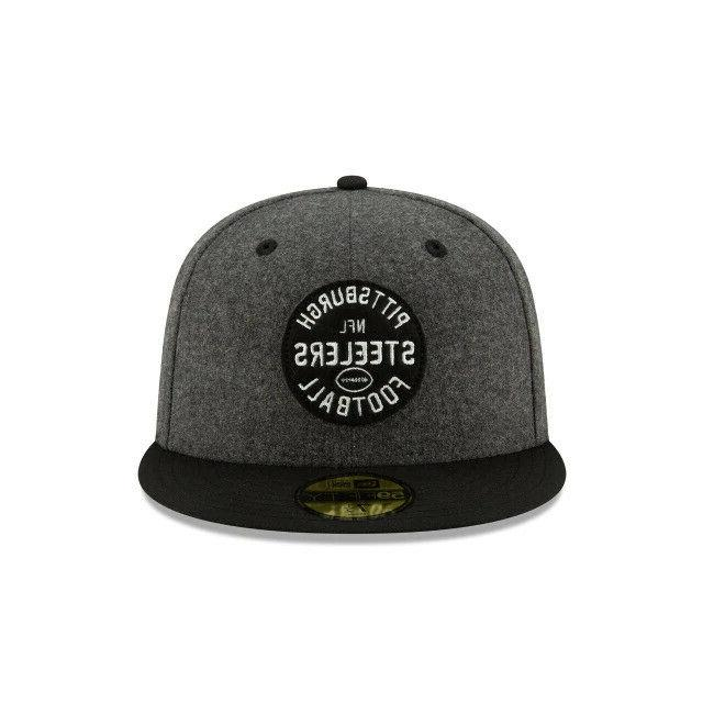 Pittsburgh Steelers NFL New Era 59FIFTY Established Fitted